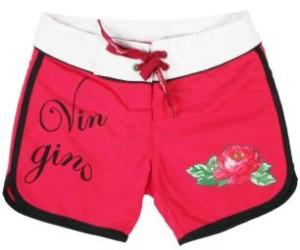 Vingino, beachshort, ruby
